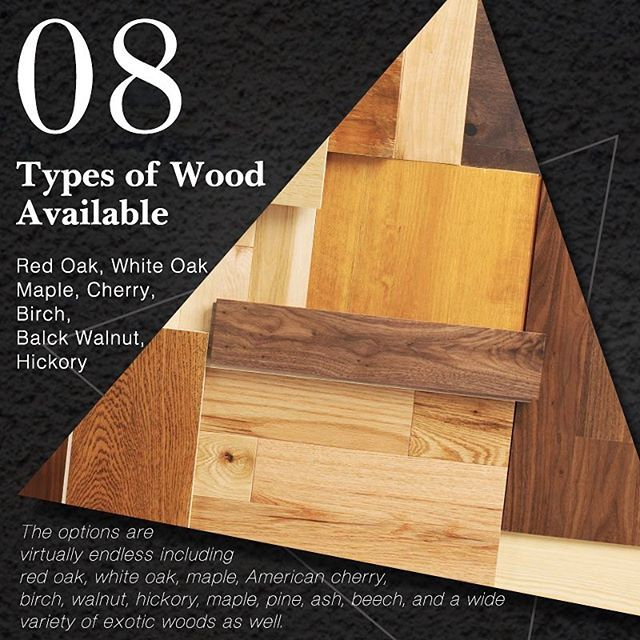 No 8 Types Of Wood Available The Types Of Wood Available In