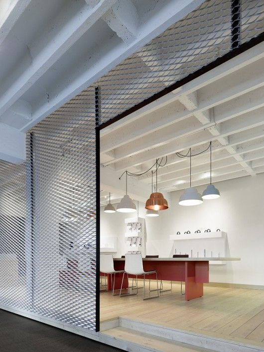 Movet Office Loft Interior Design Studio Alexander Fehre