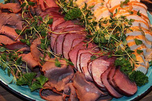 Tjälknöl – salt, mört och kallskuret kött av älgkalv – Kryddburken