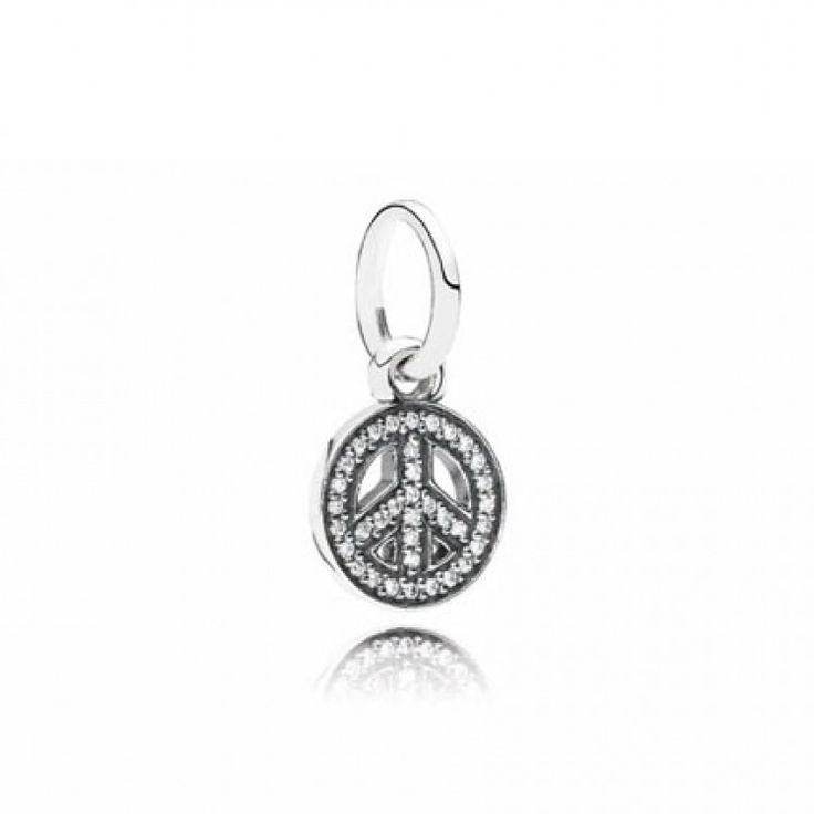 Symbol of Peace Charm