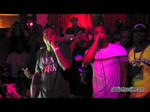 "Nas (Legend/Nigeria) ""Life Is Good"" Album Release Show (Live @ Tammany Hall NYC) 7/17/12"