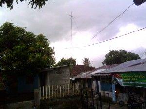 Mendung di Sekitar Kota Mataram | Radio Internet Lombok [R][i][L]