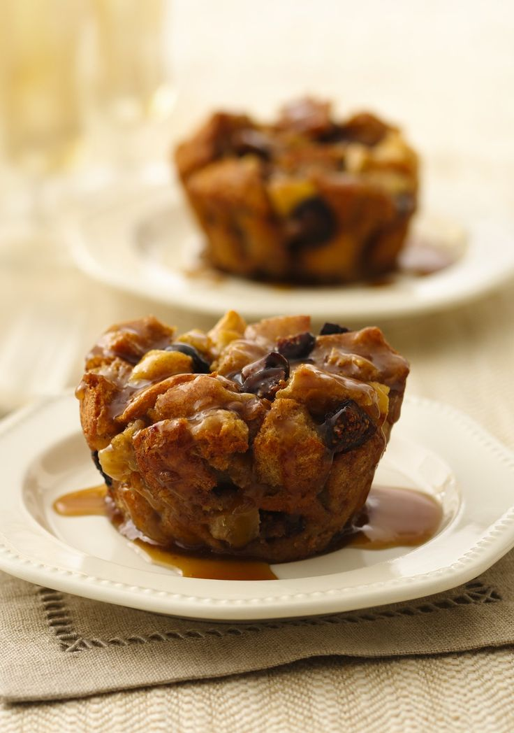"""This bread pudding had the same wonderful flavor of my grandmother's steamed Christmas pudding without taking the same time and effort to prepare. I will definitely serve this recipe for Christmas dinner. It's so delicious (and EASY) that I'm sure it will become a new family tradition."" –Betty member MSUFrog"