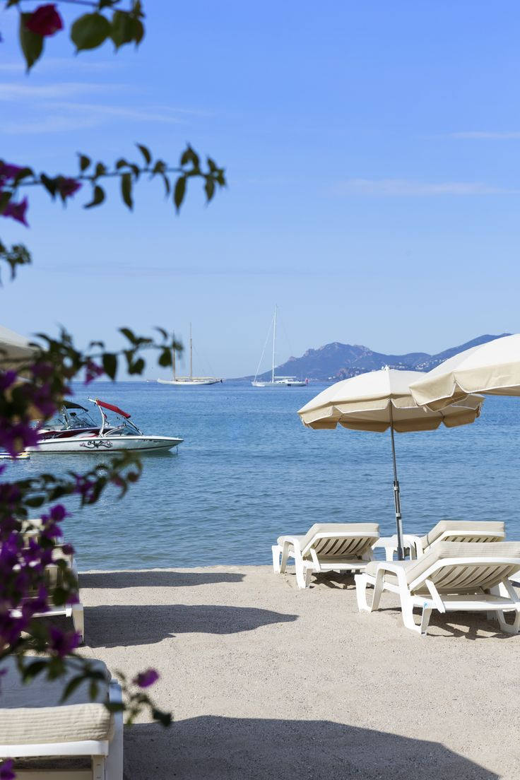 A nice view on the sea @ Mercure Cannes Croisette Beach