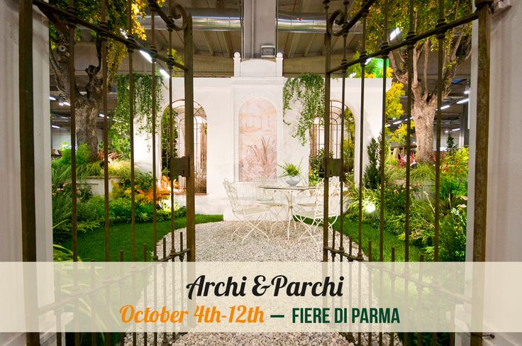 Archi&Parchi is a special section of #Mercanteinfiera in Pavilion 5: a large, green area where you can come and pick out period pieces for #gardens, #verandas and #outdoor spaces. It also goes beyond what you might usually expect from #antiques, providing a green oasis in which you can wind down, breathe deeply and enjoy these salvaged pieces.