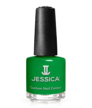 Jessica Cnc-680 Mint Mojito Green Nail Color for a soft and smooth finish