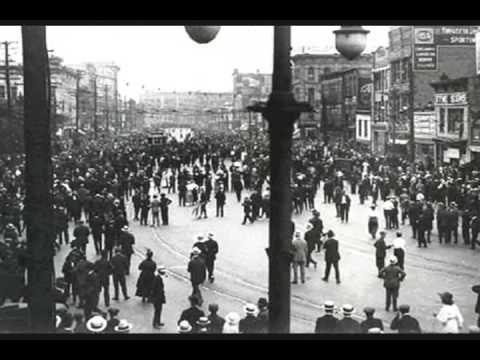 winnipeg general strike essay