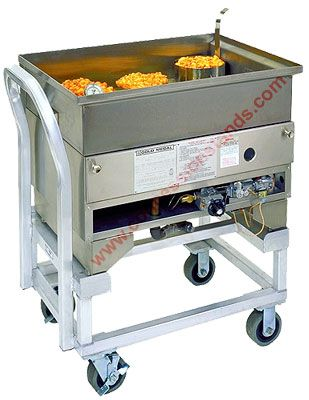 replacement+parts+commercial+propane+deep+fryer | Funnel Cake Fryers Propane