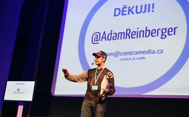 Kouzelník Socio v podání Adama Reinbergera