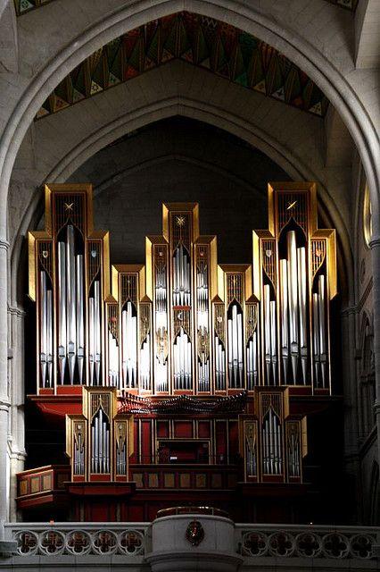 Madrid - Catedral de la Almudena - Organ | Flickr - Photo Sharing!