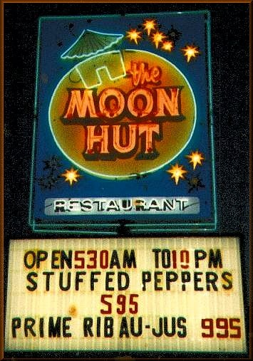 I cannot believe I found a picture of this!  from Cape Canaveral.  This place was there forever.Now La Fiesta Restuarant on North Atlantic blvd. Still has all the pictures of space days.