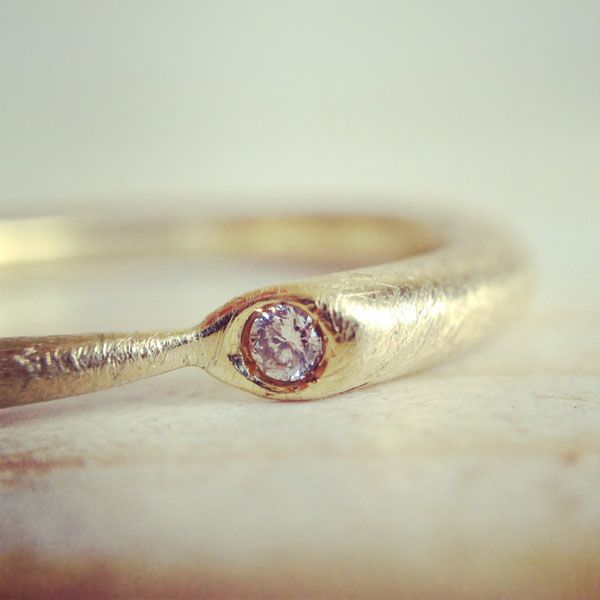 wedding ring detail by My Golden Age