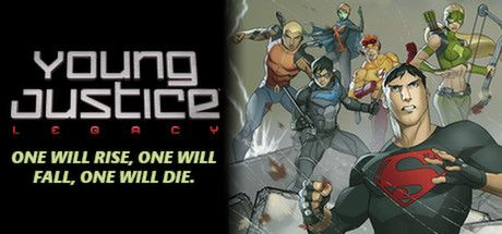 Young Justice: Legacy. video game