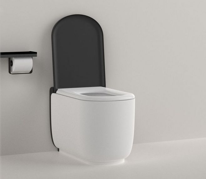 SERENITY | Toilet | Product Design #productdesign