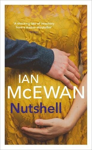 Not a pregnancy book, but a really entertaining read for when you're on maternity leave. I didn't manage to read much more than the back of a packet of crisps, but you never know!  Nutshell by Ian McEwan https://www.amazon.co.uk/dp/178470511X/ref=cm_sw_r_pi_dp_x_9Uh9zb3ZJ5FE0