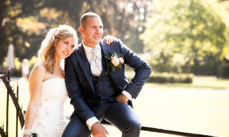 Bruiloft Marlies en Sander.