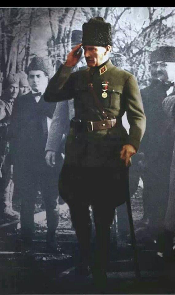 Dünyanın en büyük komutanı