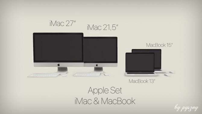 Apple Set at Pyszny Design • Sims 4 Updates