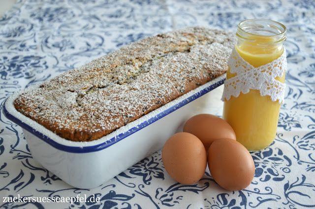 ♥Zuckersüße Äpfel - kreativer Familienblog und Mamablog♥: Omas Rezept für einen leckeren Eierlikörkuchen