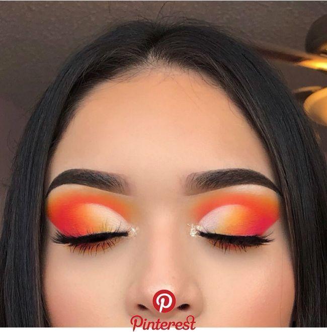 pinterest; @ x0_jesss ♡ - Make-up Ideen