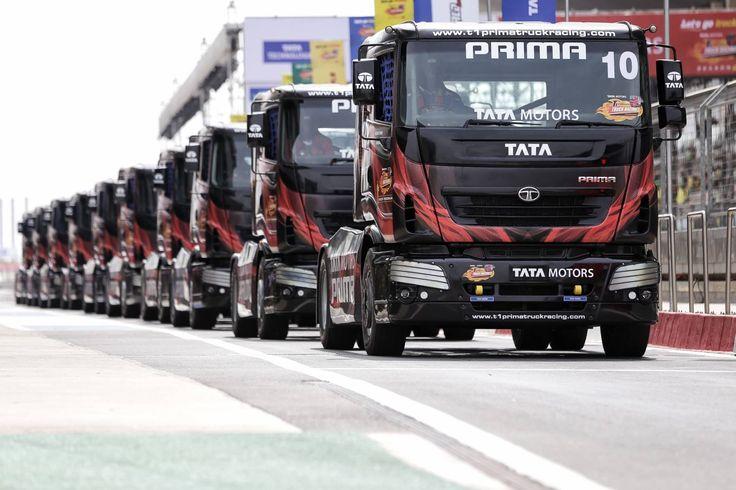 Tata Motors T1 Prima Truck Racing Championship #tatamotors #truckracing