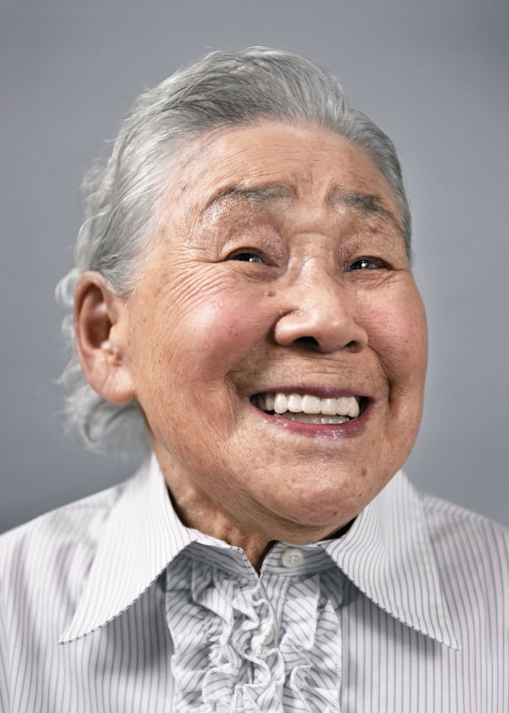 Getting Older Is A Thing Of Beauty In These Portraits Of Centenarians Around The World | The Huffington Post