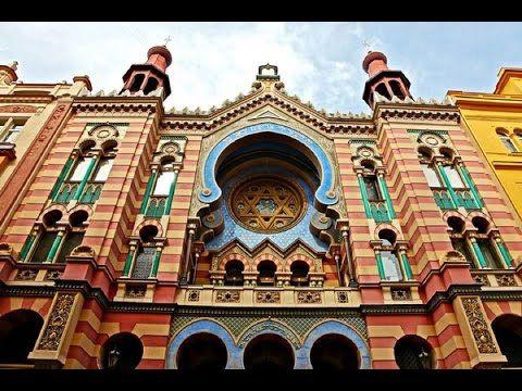 Jerusalem Synagogue in Prague   Иерусалимская Синагога в Праге