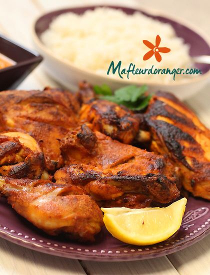 99 best poulet images on pinterest cooking food chicken and tandoori chicken. Black Bedroom Furniture Sets. Home Design Ideas