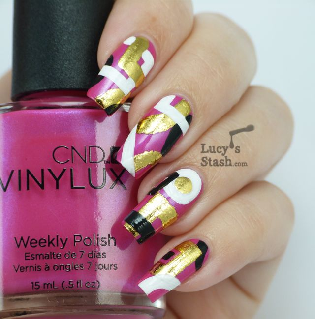 Tutti Frutti Nails: Best 25+ Abstract Nail Art Ideas On Pinterest