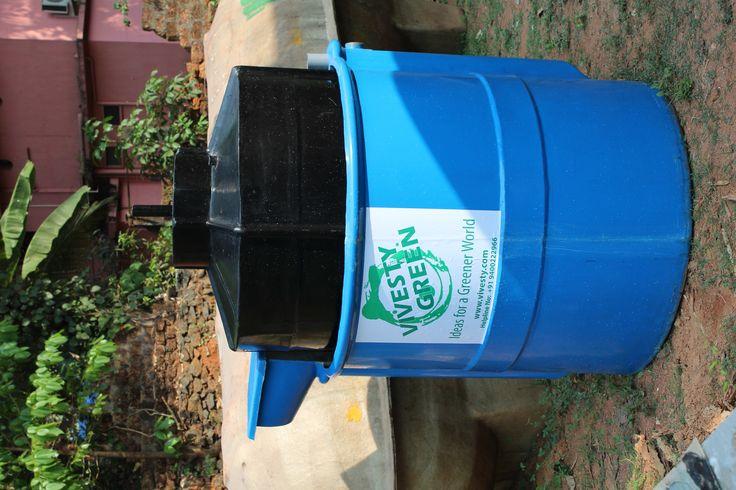 Pin oleh Vivesty green di Biogas plants in kerala | Sampah ...