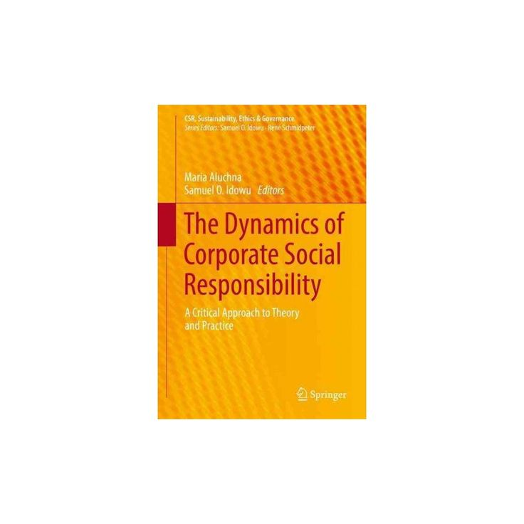 corporate social responsibility an investigation into Business students' perceptions of corporate social the stakeholder model is the framework for corporate social responsibility taking into account the.