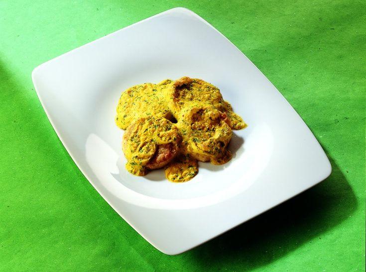 Gallette gratinate alla besciamella vegetale