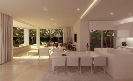 modern apartments costa del sol