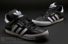 Adidas Samba Super | adidas Football Trainer - adidas Samba Super - Soccer Shoe - Black ...