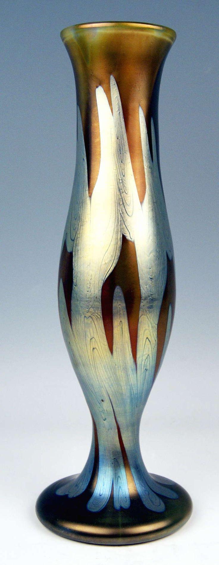 220 best loetz images on pinterest art nouveau glass art and vase loetz widow klostermuehle bohemia art nouveau decor pg 29 132 inches reviewsmspy