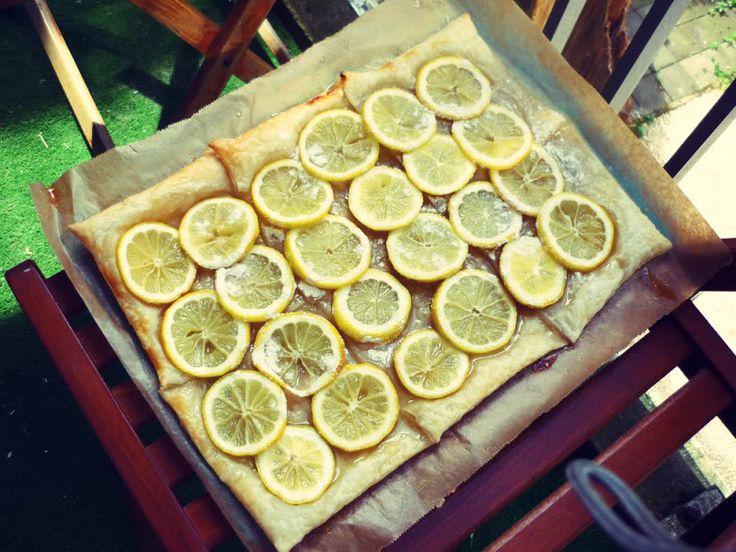 Carrot Brocante - Cool Vegan Lifestyle: Bladerdeeg taarten ♥ Пироги из слоёного теста