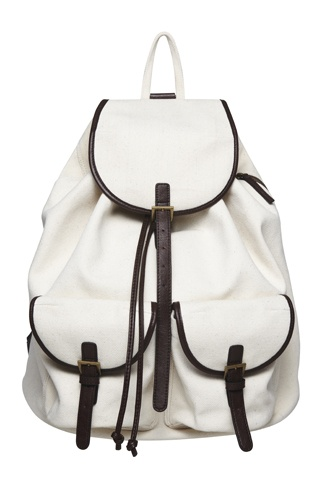 GRIENICH URBAN BACKPACK - VINTAGE WHITE