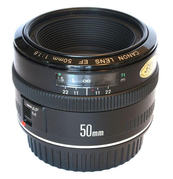 Canon 50mm f / 1.8 - Google Search