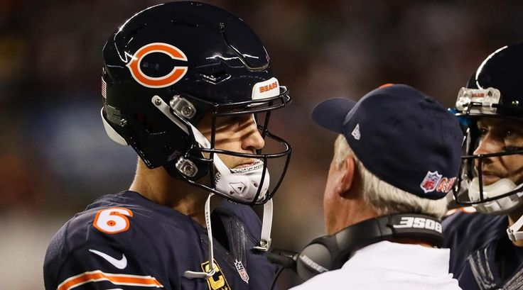 Jay Cutler is recovering from a thumb injury but may not reclaim his starting job.