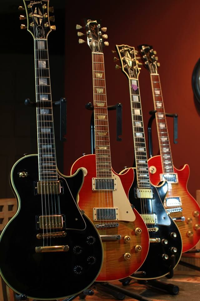 Vintage Les Pauls