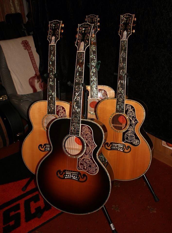 Amazing Gibson Acoustics.