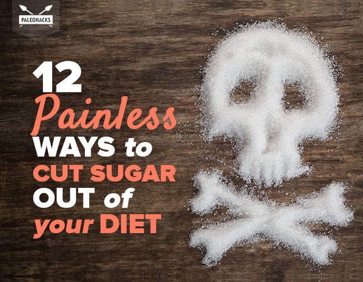 Just a few simple swaps and you can avoid those blood sugar crashes pronto.