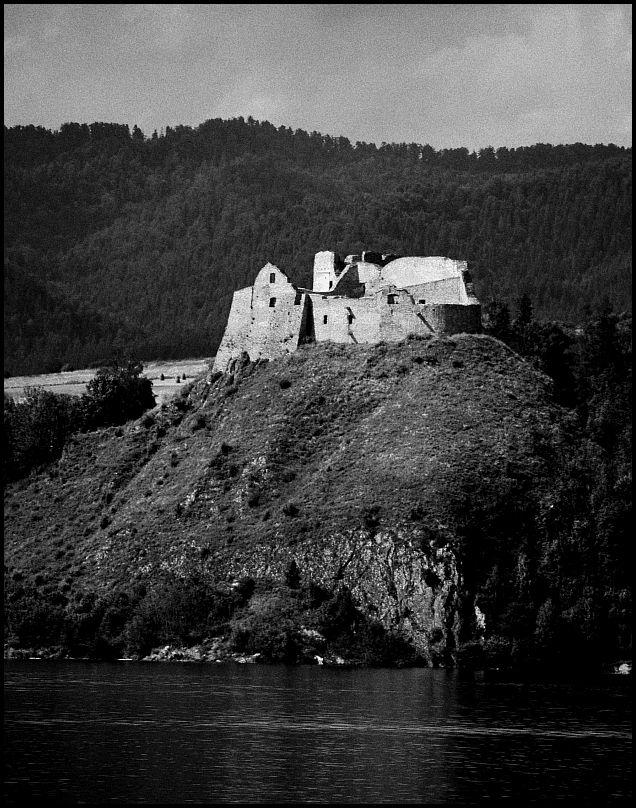 #Pieniny #castle