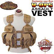 BDS Tactical V-OPS Assault Vest