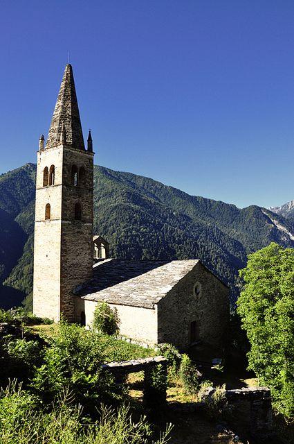 San Peyre di Stroppo, Piemonte, IT