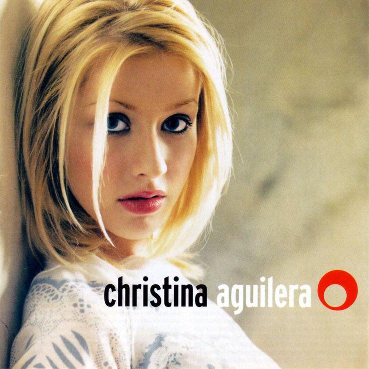 Christina Aguilera Albüm Kapak