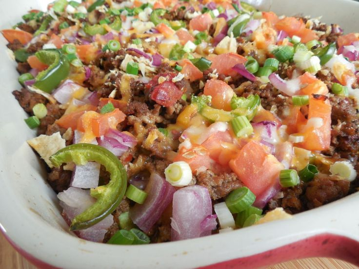 Weight watchers recipes, Loaded nacho bubble up by drizzle me skinny