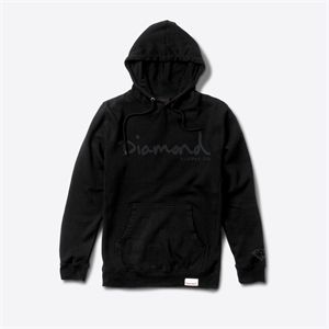 Moletom Diamond Supply Co Tonal OG Script