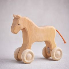動く子馬 (グリム社):メルヒェン