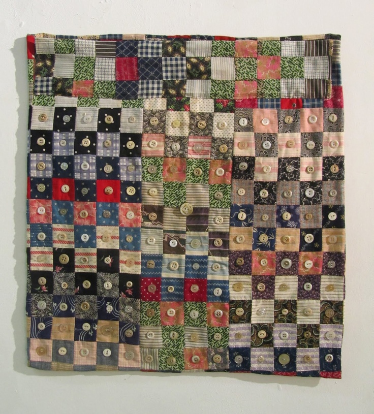 from Art In Stitches, patches & buttons